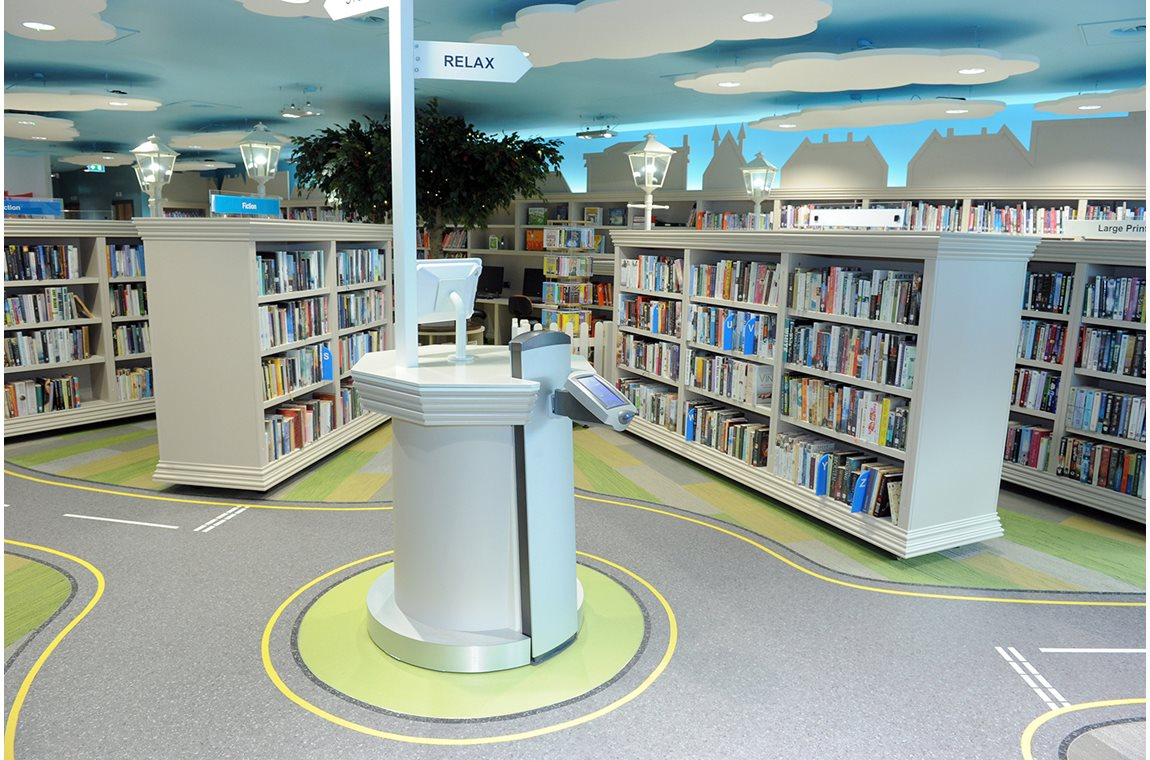 Shirley Library, Solihull, United Kingdom - Public libraries