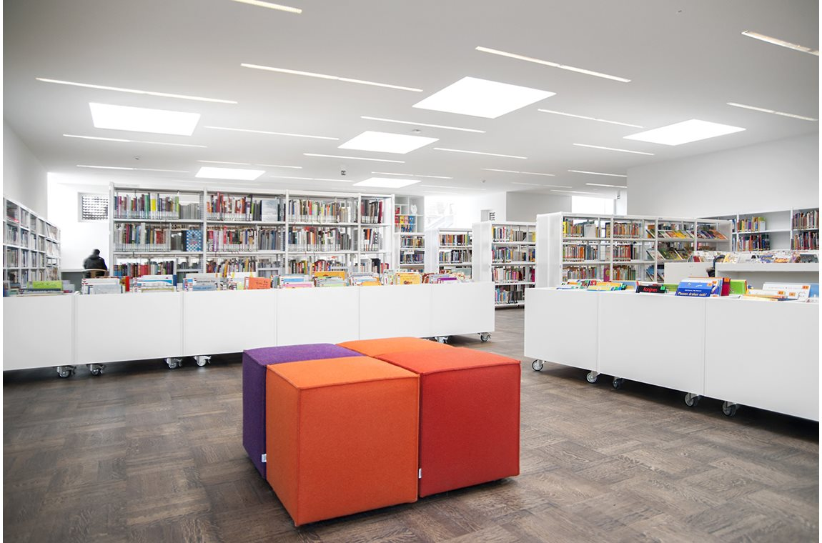 Sint-Andries Public Library, Stad Brugge, Belgium - Public libraries