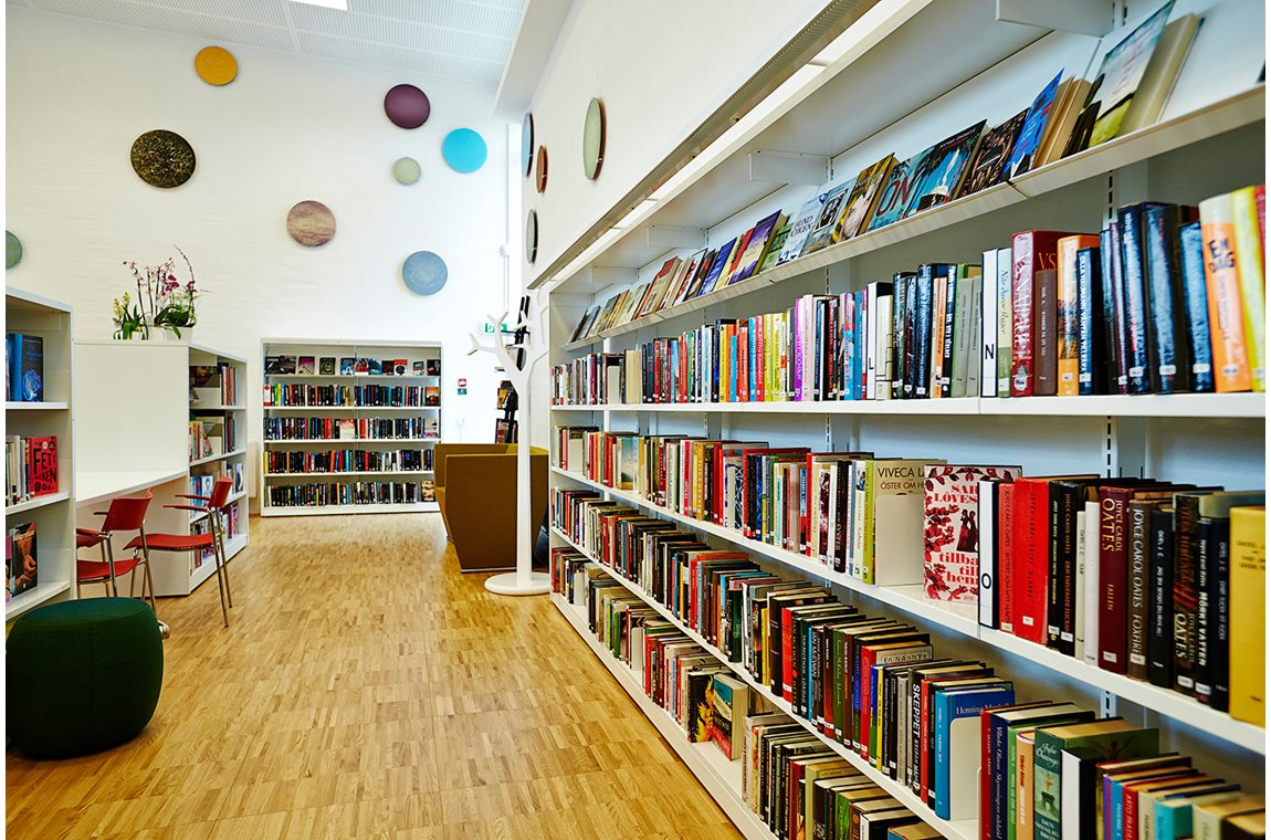 Klostergården Public Library in Lund, Sweden - Public libraries