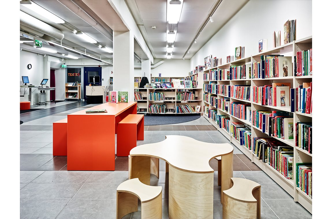Kiruna Public Library, Sweden - Public libraries