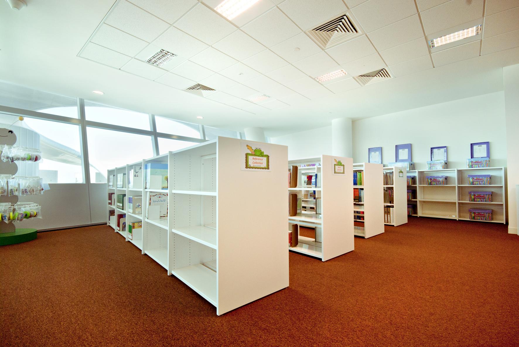 Zayed University Academic Library, United Arab Emirates   Academic Libraries