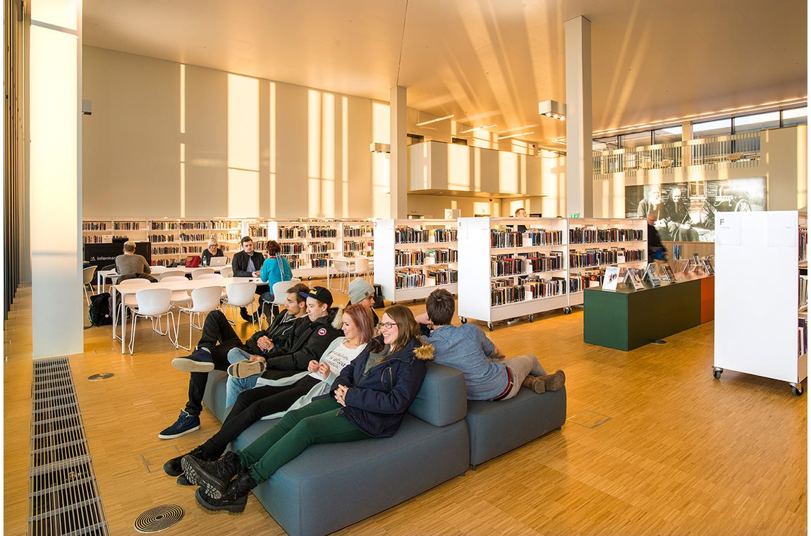 Stormen Public Library, Bodø, Norway - Public libraries