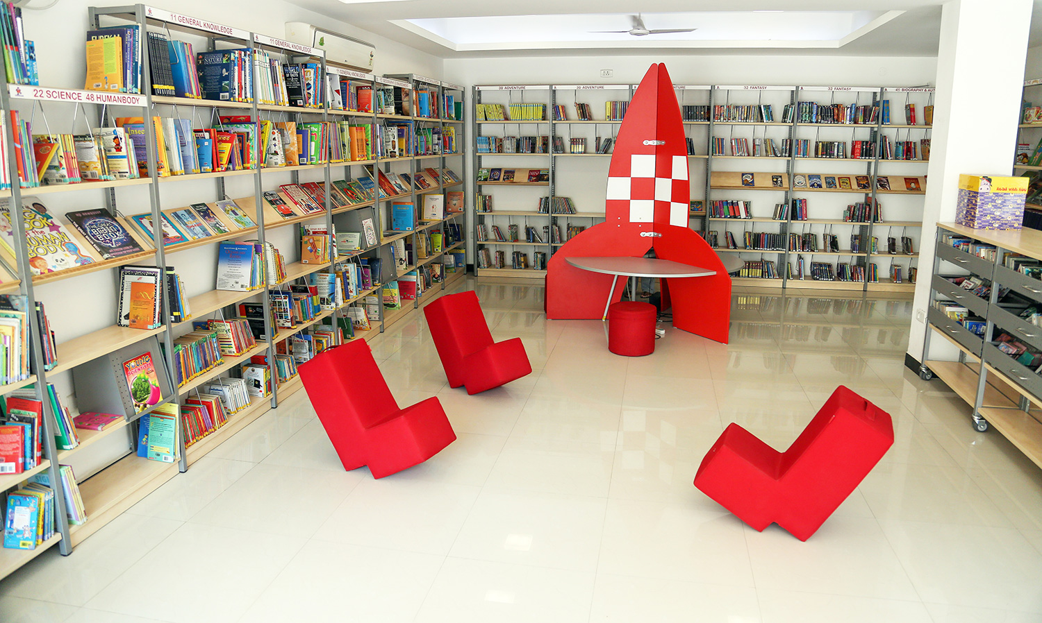 Hippocampus Childrens Library India