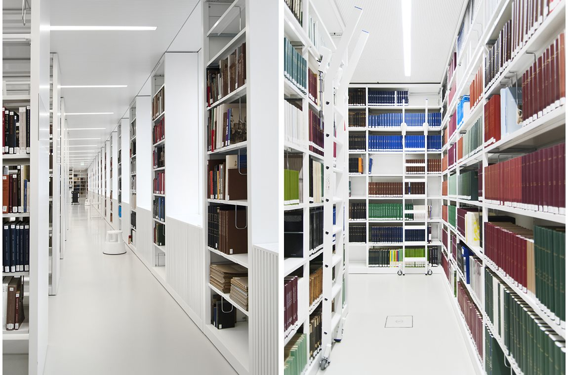 Archaeological Institute Berlin, Germany - Academic libraries