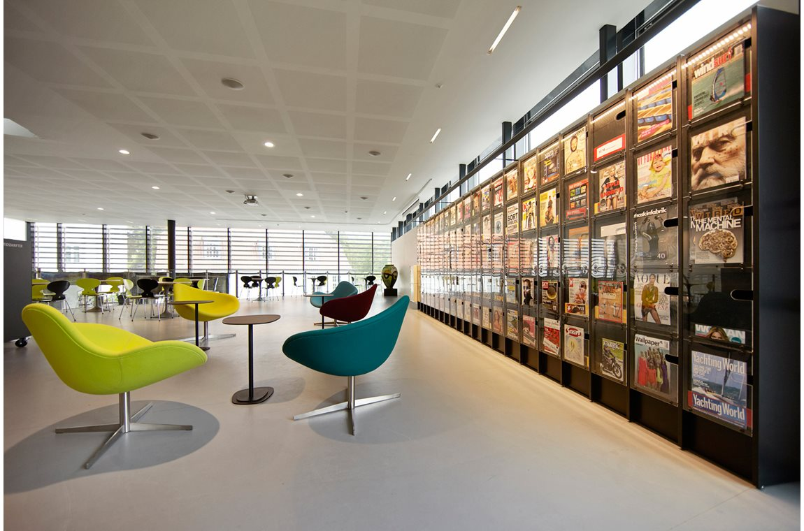 Lyngby Public Library, Denmark - Public libraries