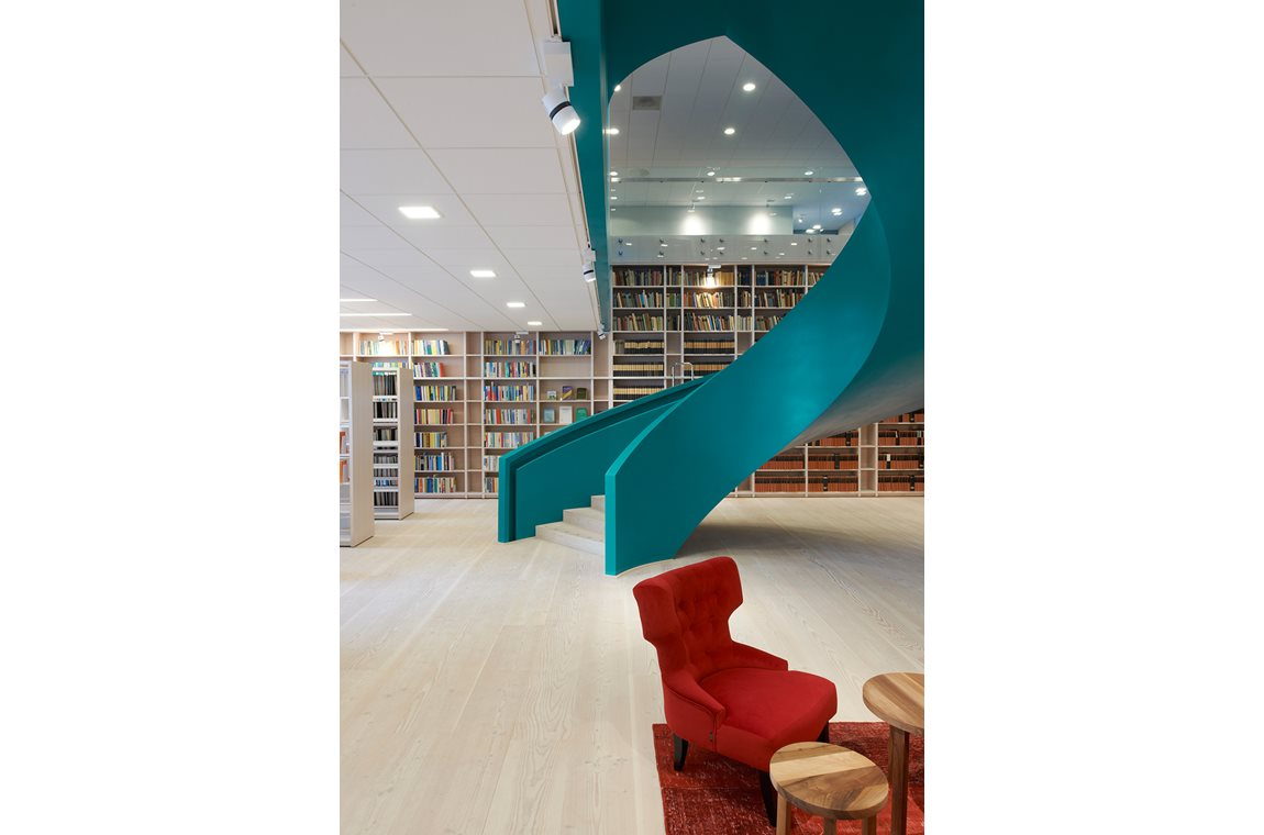 Vinge's Law Firm in Gothenburg, Sweden  - Company libraries