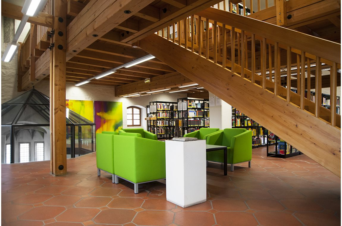 Ingolstadt Public Library, Germany - Public libraries