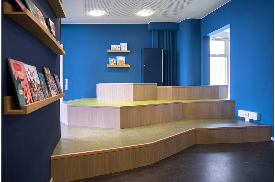 Fredericia Children's Library, Denmark - Public libraries