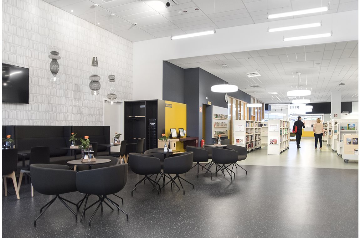 Kamp-Lintfort Public Library, Germany - Public libraries