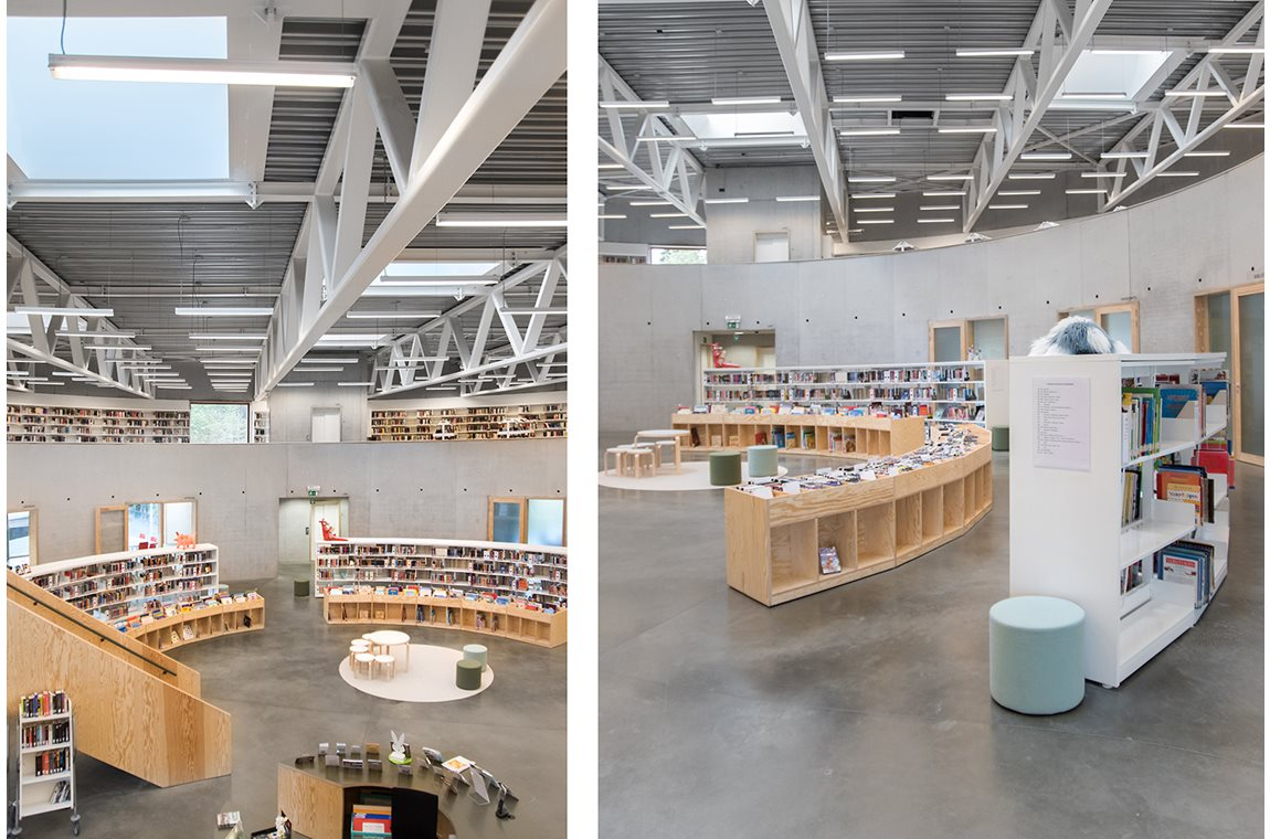 Lubbeek Public Library, Belgium - Public libraries