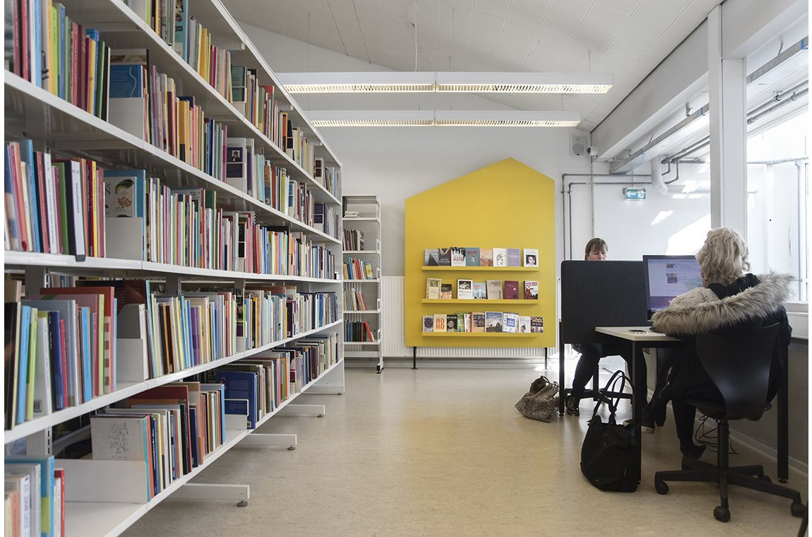 Farum Public Library, Denmark - Public libraries