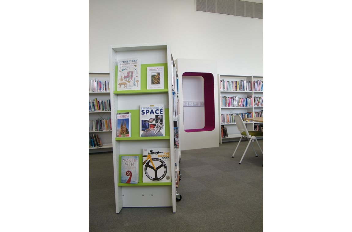 Wick Public Library, UK - Public libraries