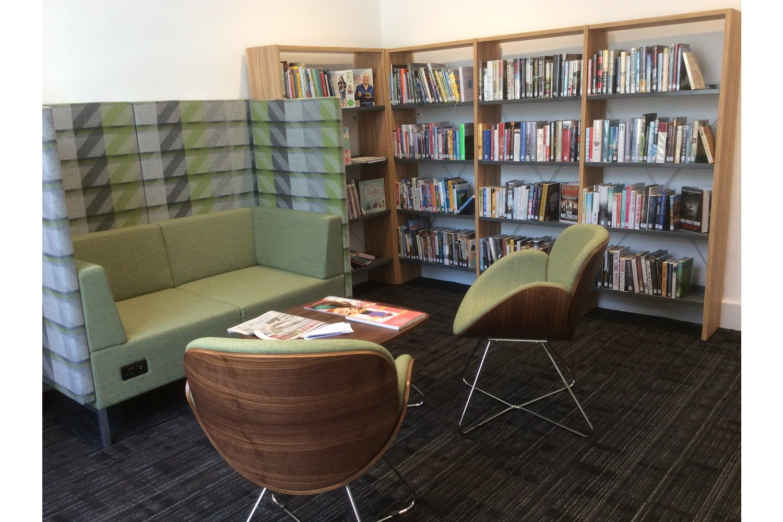 Grantown Public Library United Kingdom