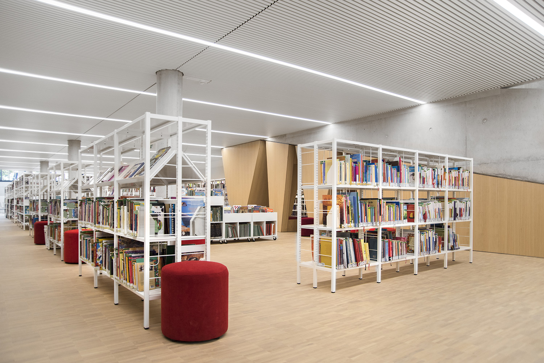 Zaventem Public Library, Belgium   Public Libraries