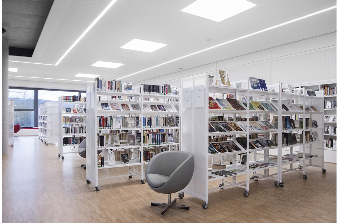 Renningen Public Library, Germany - Public libraries