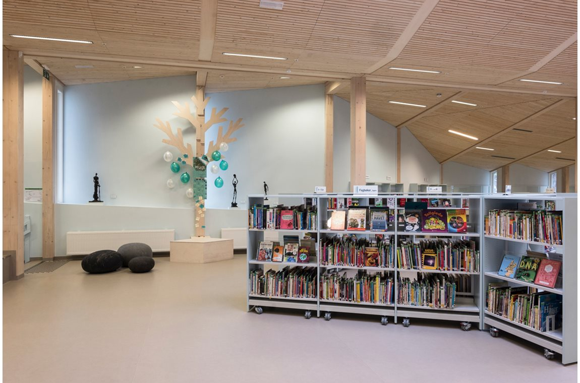 Grimstad Public Library, Norway - Public libraries