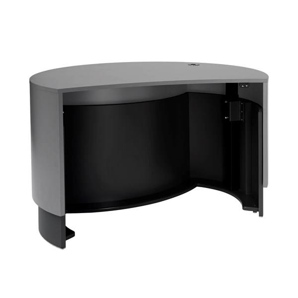 Info Pod Counter With Recessed Front