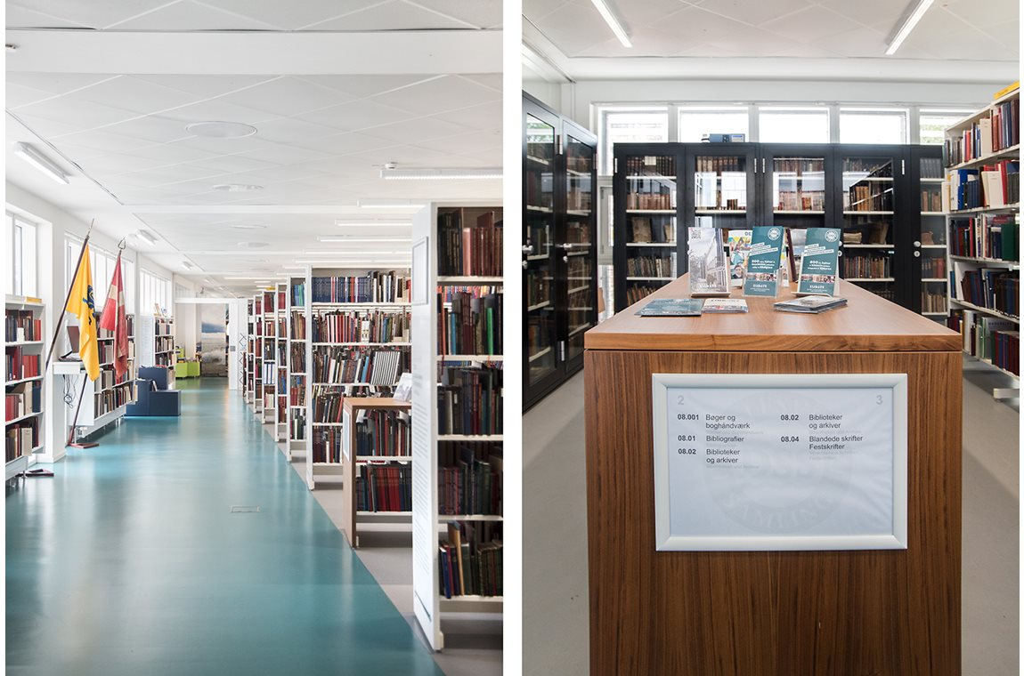 Danish Public Library, Flensburg, Germany - Public libraries