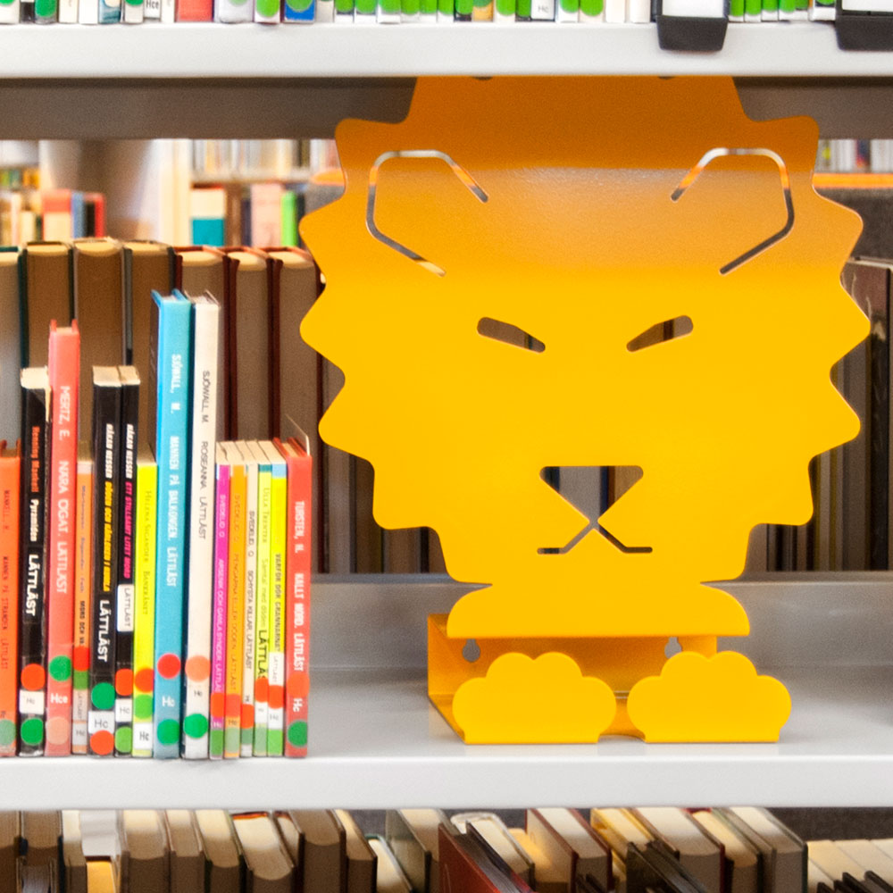 E3394 - Lion Display Stand