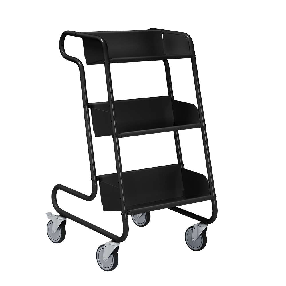 E4262 - Larry Book Trolley