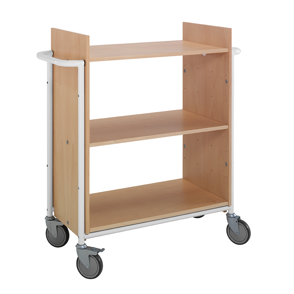 E4602 - Ven Plus Book Trolley