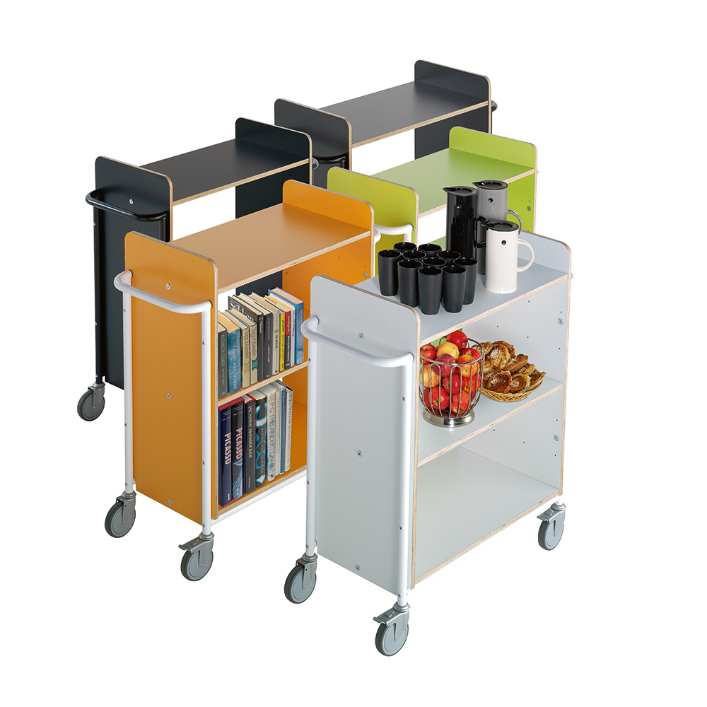 E4603 - Ven Plus Book Trolley