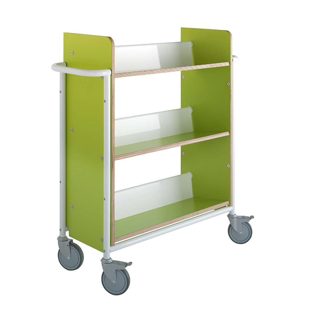 E4628 - Öland Plus Book Trolley