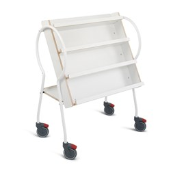 E5005 - Push & Pull Expo Book Trolley