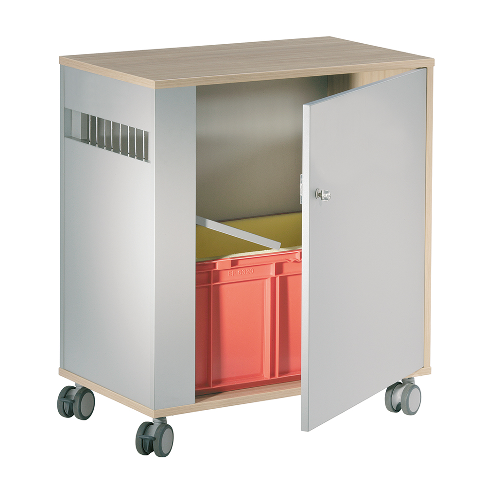E5804 - WR 1 Book Return Cabinet