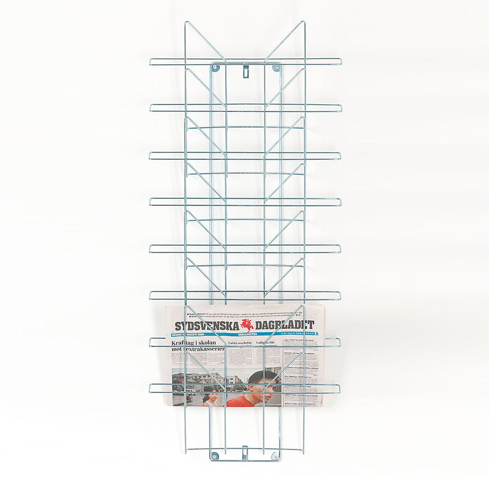 E3410 - Newspaper and magazine display rack
