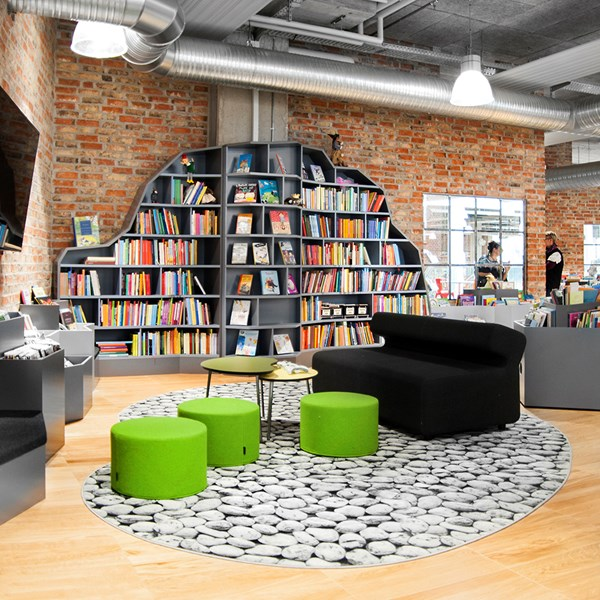 Children S Library Inspiration Children S Library Furniture