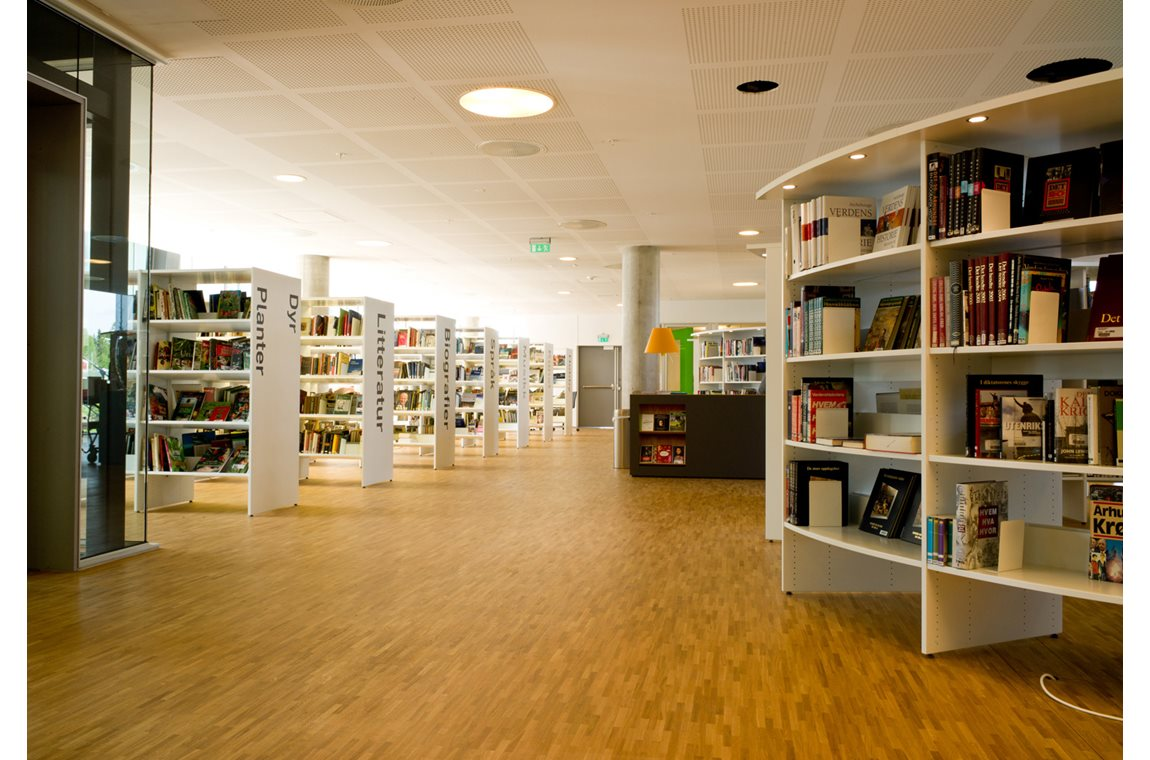 Lørenskog Public Library, Norway - Public libraries