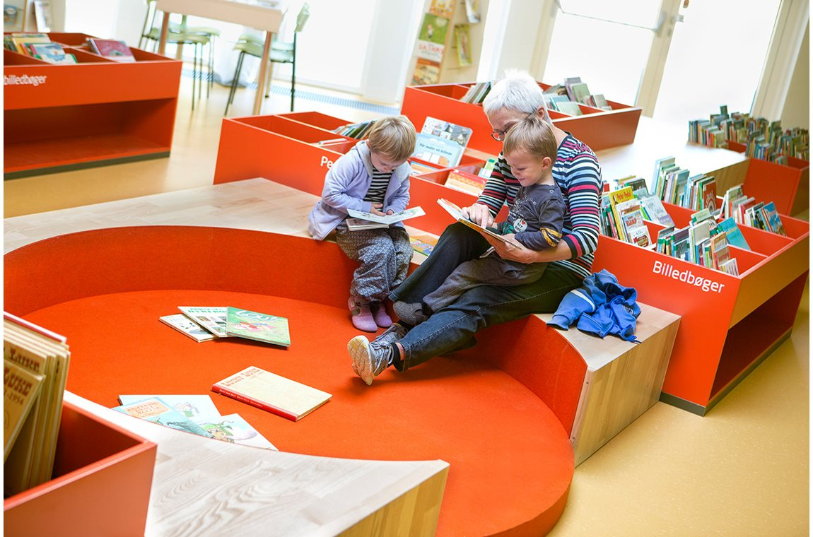Tommerup Public Library, Denmark - Public libraries