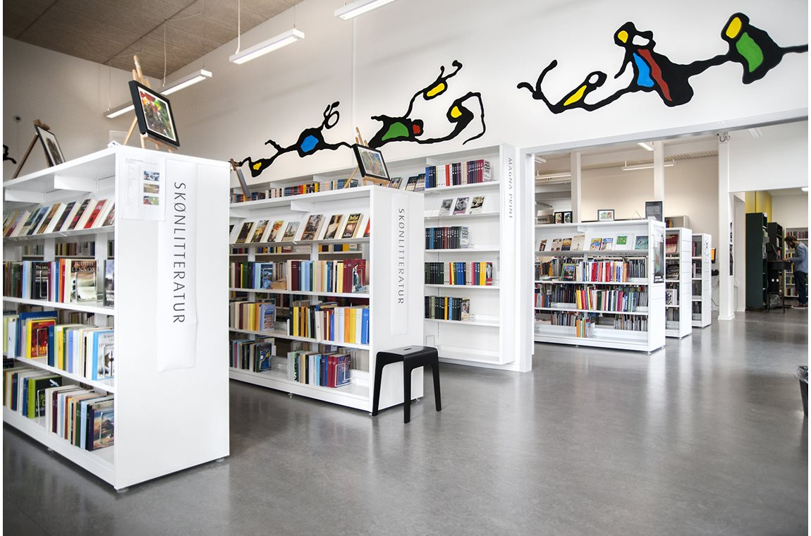 Ullerslev Public Library, Denmark - Public libraries